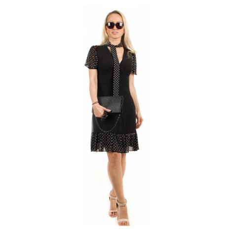 Michael Kors dámské šaty černé MK63
