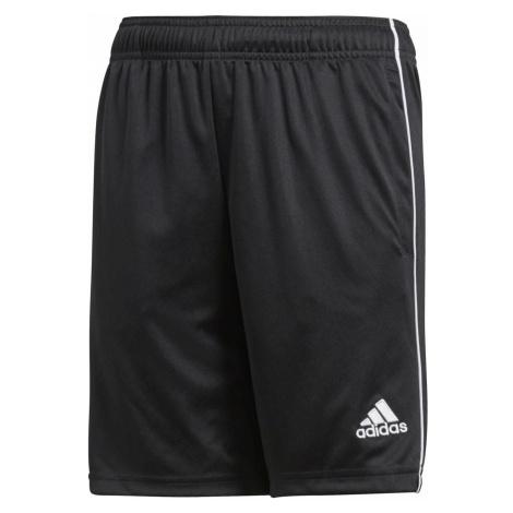 Dětské šortky Adidas Core 18 Černá / Bílá