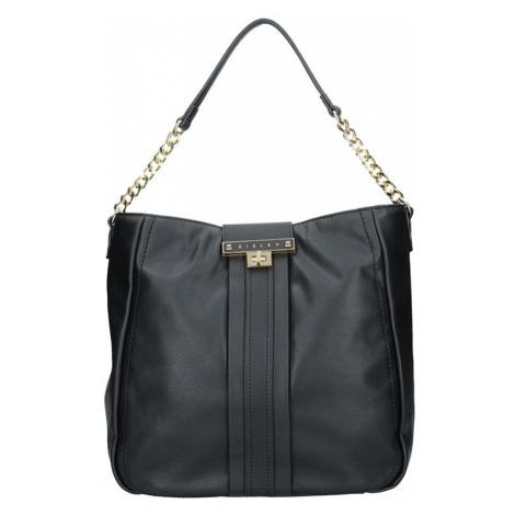 Dámská kabelka Sisley Terry - černá