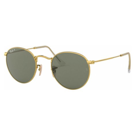 Ray-Ban Round RB3447 001/58 Polarized