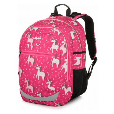 Loap ELLIPSE černá - Školní batoh