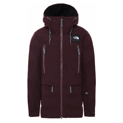 THE NORTH FACE W PALLIE DOWN JACKET, ROOT BROWN