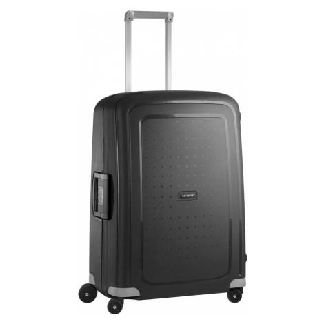 Samsonite Cestovní kufr S'Cure Spinner 10U 70 l - černá