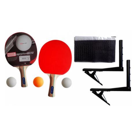 Acra Brother 2 Star Sada na stolní tenis G8600 (Pingpongová sada)
