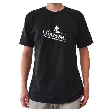 Pánské tričko Barrsa Rail BLK