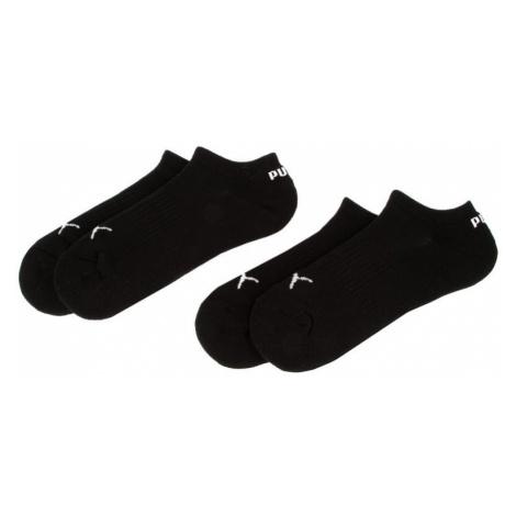 2PACK ponožky Puma černé (261085001 200) M