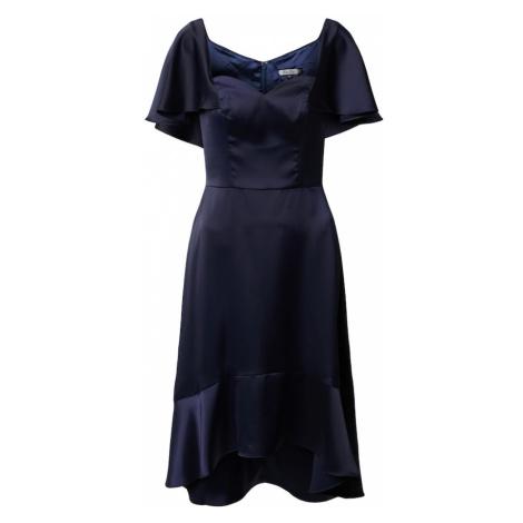 Chi Chi London Šaty 'Chi Chi Alaena Dress' námořnická modř