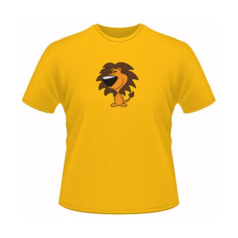 Pánské tričko SuperStar Lvíček