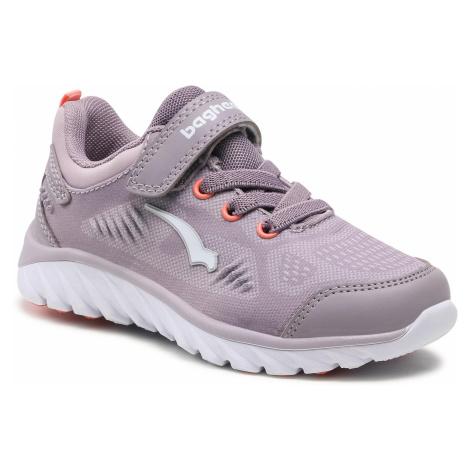 Sneakersy BAGHEERA - Dynamo 86485-45 C5041 Lavender/Pink