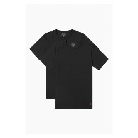 Polo Ralph Lauren 2-balení triček - černá