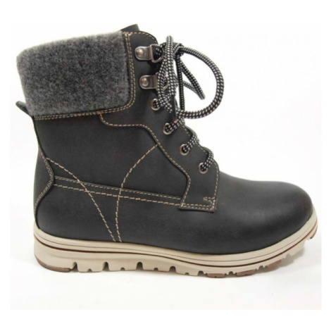 Westport IRINA šedá - Dámská zimní obuv