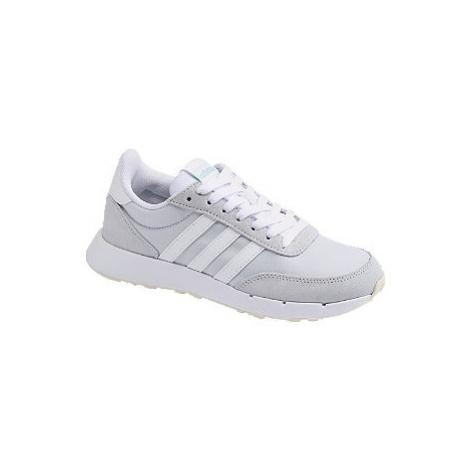 Modro-šedo-bílé tenisky adidas Run 60s 2.0