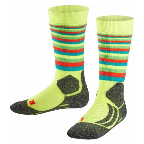 Ponožky Falke SK2 JUNIOR zelená