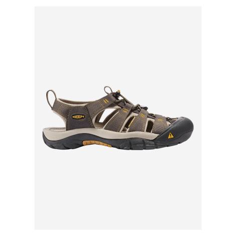Newport H2 Outdoor sandále Keen Hnědá