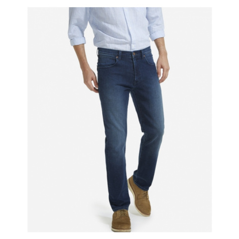 Wrangelr pánské džíny modré Arizona W12ONJ94B Wrangler