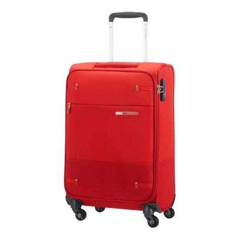 SAMSONITE Kufr Base Boost Spinner 55/20 Cabin Red, 35 x 20 x 55 (85195/1726)