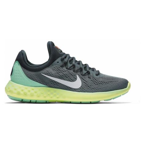 Běžecká obuv Nike Lunar Skyelux Tmavě zelená / Světle zelená