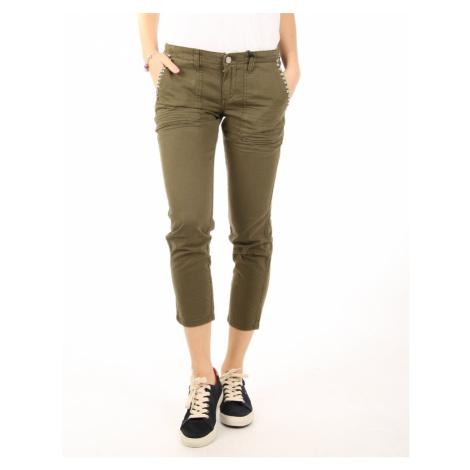 Guess dámské zelené kalhoty