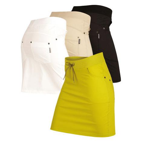Sukně sportovní Litex 99588 | žlutozelená