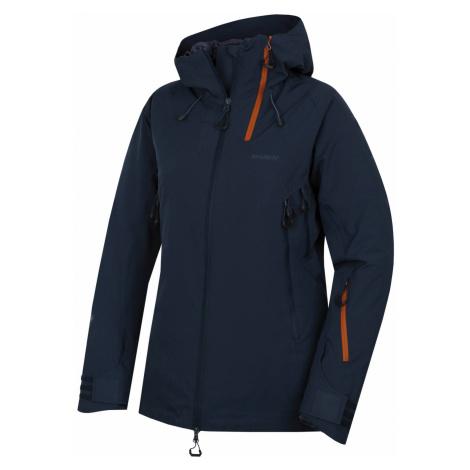 Husky Gambola L, antracit Dámská lyžařská plněná bunda