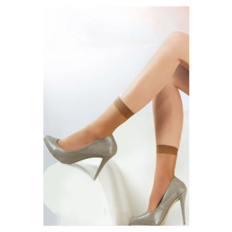 2 PACK punčochových ponožek Lycra Gabriella
