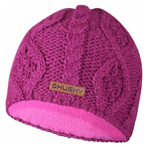Husky Cap 32, fialová Dámská čepice