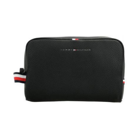 Tommy Hilfiger Tommy Hilfiger pánská černá kosmetická taška ESSENTIAL