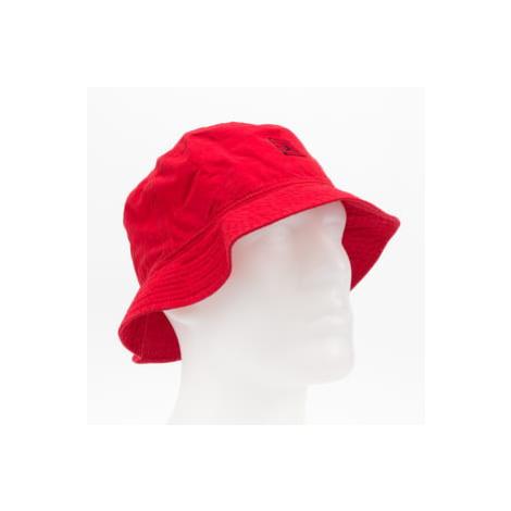 Jordan Jumpman Washed Bucket Cap červený