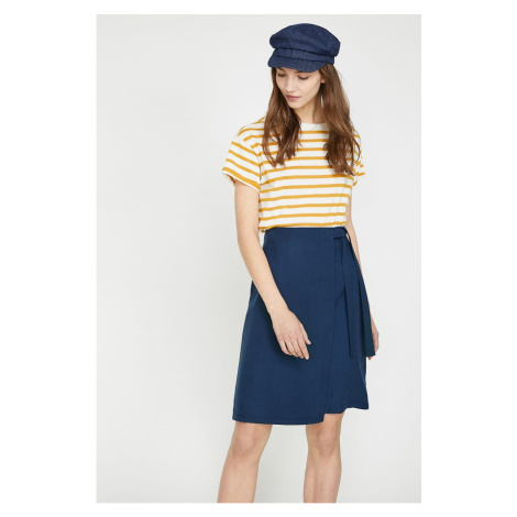 Koton Women Marıne Skirt