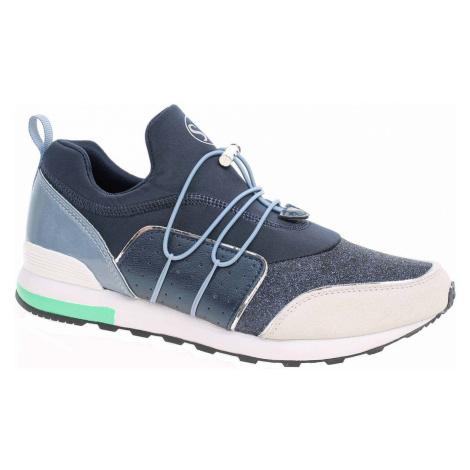 S.Oliver Dámská obuv 5-23613-22 navy comb Modrá