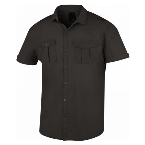 Pánská košile HUSKY Gomy M tmavý kámen