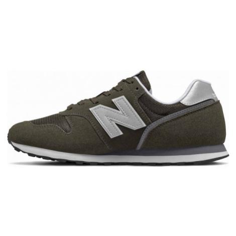 New Balance ML373CB2 zelená - Pánská volnočasová obuv