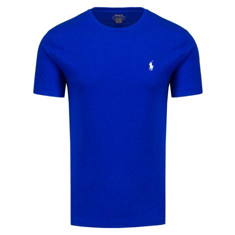 Tričko Polo Ralph Lauren SSCNCMSLM2 modrá