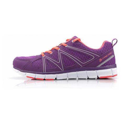 UNI sportovní obuv Alpine Pro VIMAL - fialová