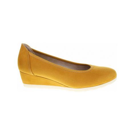 Jana Dámské lodičky 8-22363-24 saffron Žlutá