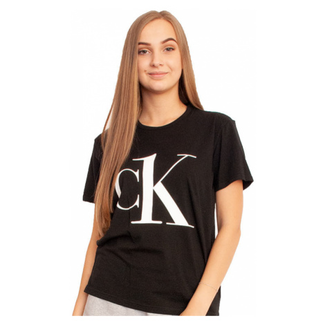 Dámské tričko CK ONE černé (QS6436E-3WX) Calvin Klein