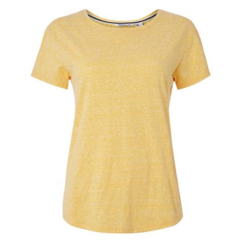 O'Neill LW ESSENTIALS T-SHIRT žlutá - Dámské tričko