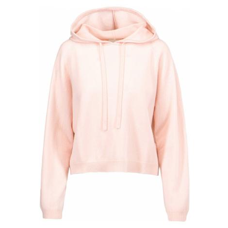 Vlněný svetr ALLUDE růžová