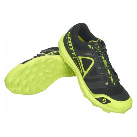 Pánské trailové boty Scott Supertrac RC Black/Yellow