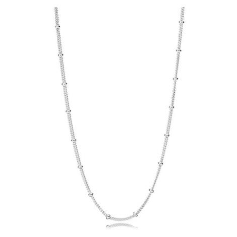 Pandora Stříbrný náhrdelník 397210-70