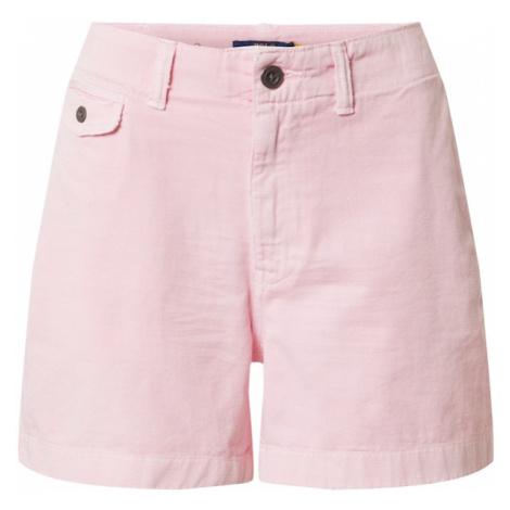Polo Ralph Lauren Kalhoty světle růžová