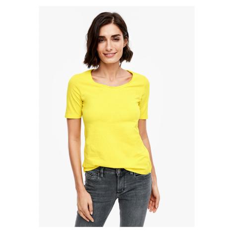 s.Oliver dámské triko s krátkým rukávem 04.899.32.5008/1201