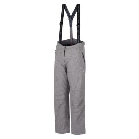 Hannah WENDY šedá - Dámské lyžařské kalhoty