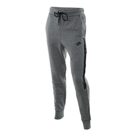 Dámské tepláky Nike Sportswear Tech Fleece Šedá / Černá
