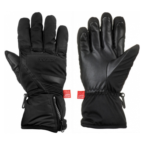 RELAX THUNDER Lyžařské rukavice RR13A černá