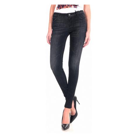 GUESS dámské černé džíny