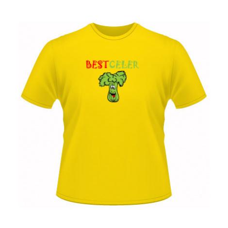Pánské tričko SuperStar Best celer
