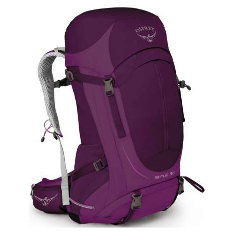 OSPREY SIRRUS 36 II Outdoorový batoh OSP2103042202 ruska purple