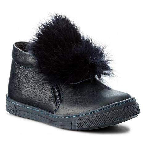 Kotníková obuv ZARRO - 110/07 M Granat Zarro obuv