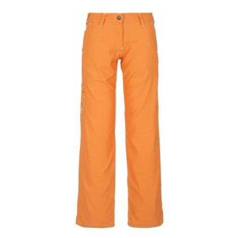 Chillaz Neue Kraxl Hosn kalhoty dámské l vel. - oranžová, oranžová